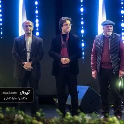 گزارش تصویری تیوال از اختتامیه سی و ششمین جشنواره فیلم کوتاه تهران (سری نخست)/ عکاس: سارا ثقفی | عکس