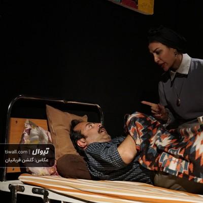 گزارش تصویری تیوال از نمایش متران پاژ / عکاس: گلشن قربانیان | عکس