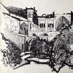 نمایشگاه دهن کجی به افلاطون در باب معماری   عکس