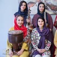 گزارش تصویری تیوال از تمرین گروه راستان / عکاس: سارا ثقفی | گروه راستان آزاده امیری