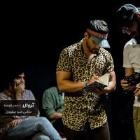 نمایش ما همه بابک بقراطیم   گزارش تصویری تیوال از نمایش ما همه بابک بقراطیم / عکاس: سید ضیا الدین صفویان   عکس