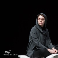 نمایش بی صدایی | گزارش تصویری تیوال از نمایش بی صدایی / عکاس: سید ضیا الدین صفویان | عکس