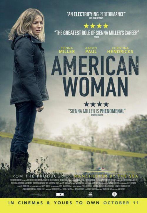 عکس فیلم زن آمریکایی