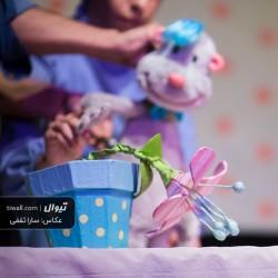 نمایش یک روز و دو فصل و هدیهی کوچولو | عکس