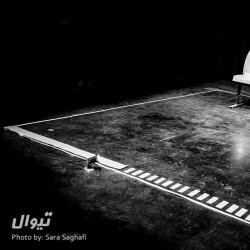 نمایش تنهایی مفرد شایان | عکس