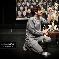 گزارش تصویری تیوال از نمایش ابر شلوارپوش / عکاس: پریچهر ژیان | عکس