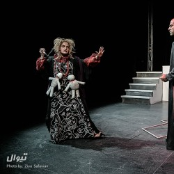 نمایش فاستوس۲۰۱۶ | عکس