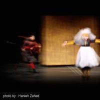 نمایش رام کردن زن سرکش | گزارش تصویری تیوال از نمایش رام کردن زن سرکش (سری نخست) / عکاس: حانیه زاهد | عکس