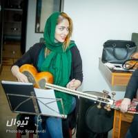 گزارش تصویری تیوال از تمرین گروه تیدا، سری نخست / عکاس: رضا جاویدی | ترگل خلیقی ، بیتا قاسمی