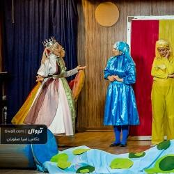گزارش تصویری تیوال از نمایش دنیای اسمارتیزی / عکاس: سید ضیا الدین صفویان | عکس