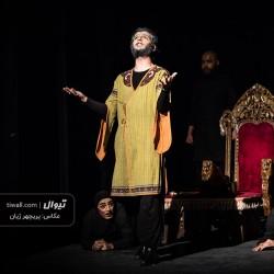 نمایش کارنامهی بندار بیدخش | عکس