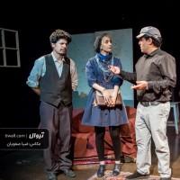 گزارش تصویری تیوال از نمایش همیشه یک راهی هست / عکاس: سید ضیا الدین صفویان | عکس