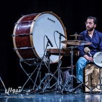 گزارش تصویری تیوال از کنسرت شهر خاموش کیهان کلهر، سری نخست / عکاس: سارا ثقفی | شهر خاموش ، کیهان کلهر