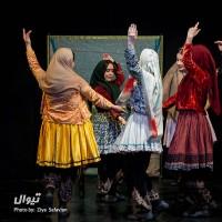 گزارش تصویری تیوال از نمایش عالیجناب / عکاس: سید ضیا الدین صفویان   عکس