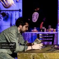 گزارش تصویری تیوال از نمایش عشق من حامد بهداد / عکاس: سید ضیا الدین صفویان | عکس