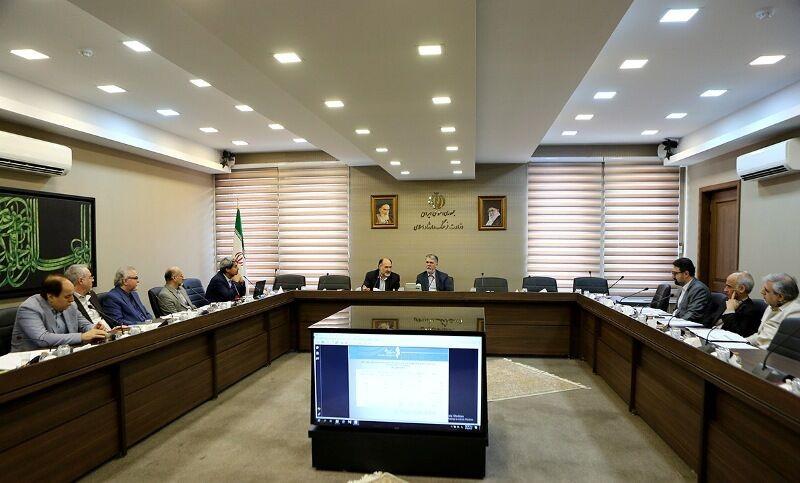 مجمع عمومی سالیانه عادی هیات امنای بنیاد رودکی تشکیل جلسه داد     | عکس