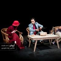 گزارش تصویری تیوال از نمایش افرای ژاپنی / عکاس: رضا جاویدی | عکس