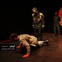 نمایش آیینه آنتیگون | گزارش تصویری تیوال از نمایش آیینه آنتیگون / عکاس: گلشن قربانیان | عکس
