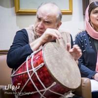 گزارش تصویری تیوال از تمرین گروه همخوانان آوا / عکاس: سارا ثقفی | گروه همخوانان آوا