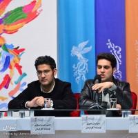 گزارش تصویری تیوال از نشست خبری فیلم جاندار / عکاس: آرمین احمری | عکس