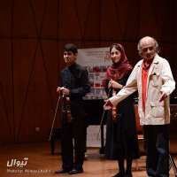 گزارش تصویری تیوال از کنسرت کوارتت زهی اروند / عکاس: علیرضا قدیری | عکس