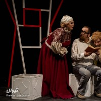 گزارش تصویری تیوال از نمایش سرزمین تهی سران / عکاس: سید ضیا الدین صفویان | عکس