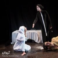 نمایش هنر مردن | گزارش تصویری تیوال از نمایش هنر مردن / عکاس: پریچهر ژیان | عکس