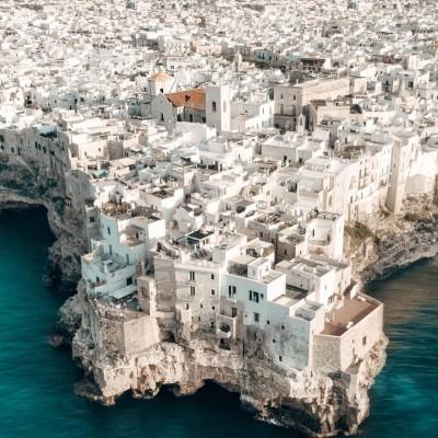 ایتالیا از بالا | عکس