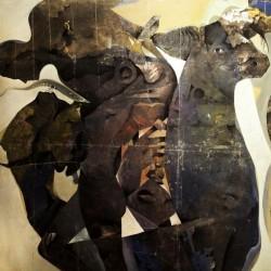 نمایشگاه ناصر عزیزی ۱۳۹۸-۱۳۷۰ | عکس