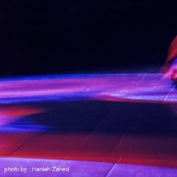نمایش مکاشفات راسکلنیکف، با آر.جی.دیو در گالری دوزخ | عکس