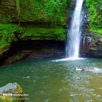 آبشار زمرد   عکس