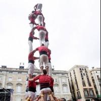 جشنواره «برجهای انسانی» در اسپانیا منبع | عکس