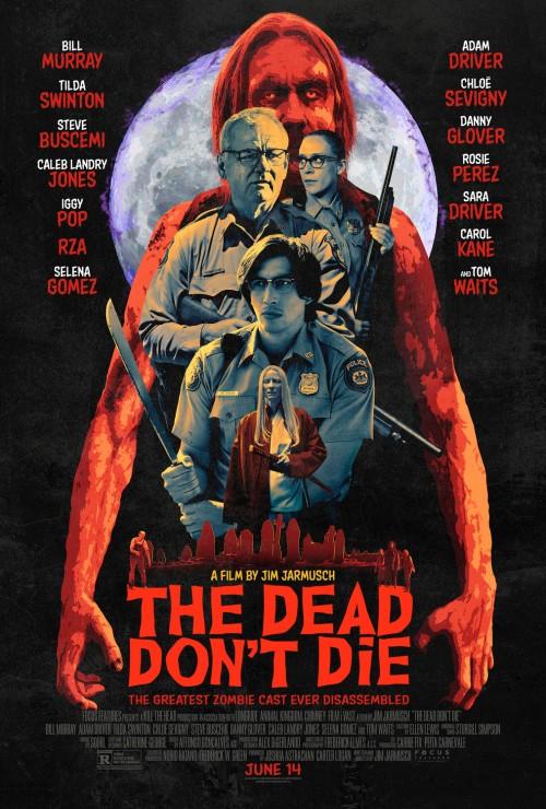 عکس فیلم مردگان نمیمیرند