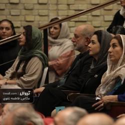گزارش تصویری تیوال از سومین دوره اهدای نشان داوود رشیدی / عکاس: فاطمه تقوی | عکس