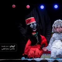 گزارش تصویری تیوال از نمایش مضحکه بادسوار / عکاس:سارا ثقفی | عکس
