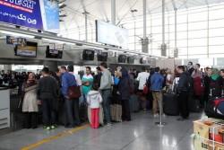 کاهش ۴۵ درصدی سفرهای نوروزی ایرانیان به خارج از کشور | عکس
