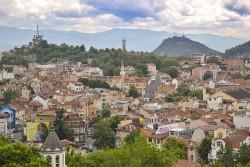 شهری در بلغارستان پایتخت فرهنگی اروپا شد | عکس