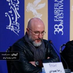 گزارش تصویری تیوال از نشست خبری فیلم تعارض / عکاس: رومینا پرتو | عکس