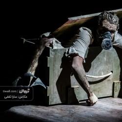 نمایش تاریخ مختصر صلح | عکس