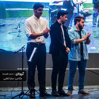 گزارش تصویری تیوال از مسابقه فینال خوانندگی دهمین جشنواره بینالمللی سیمرغ  / عکاس:سارا ثقفی | عکس