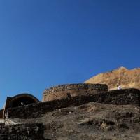 دخمه زرتشتیان(برج خاموشان) | عکس