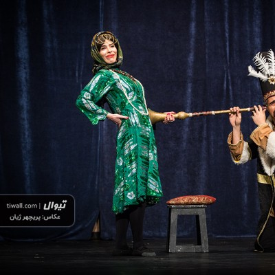 گزارش تصویری تیوال از نمایش عجیب السلطنه / عکاس: پریچهر ژیان | عکس