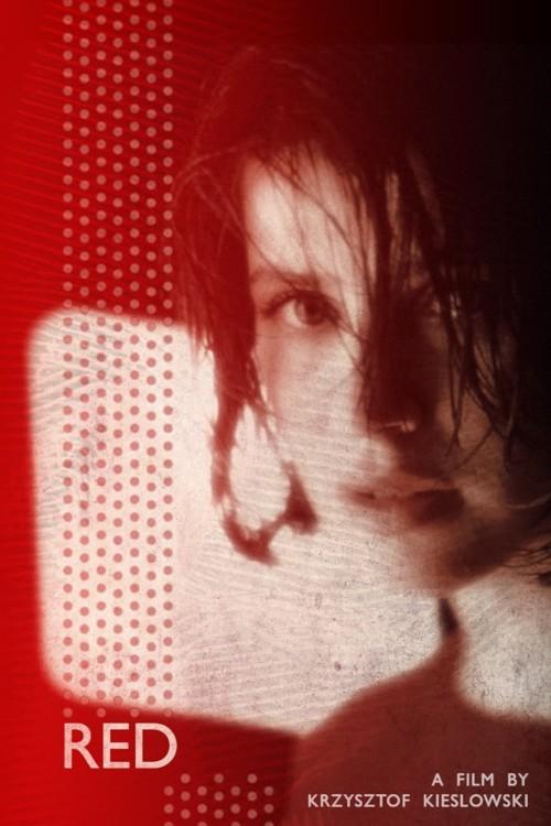 عکس فیلم سه رنگ: قرمز