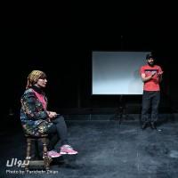 گزارش تصویری تیوال از نمایش زاویه / عکاس: پریچهر ژیان | عکس