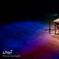 کنسرت چند شب نی و قانون (شب سوم) | عکس