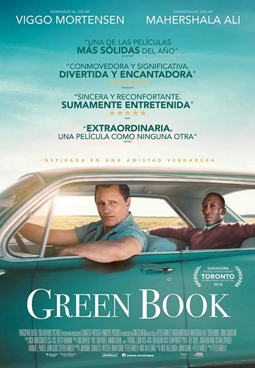 عکس فیلم کتاب سبز
