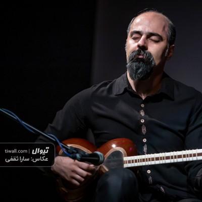 گزارش تصویری تیوال از کنسرت گروه صائب / عکاس: سارا ثقفی | صائب کاکاوند