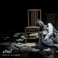 گزارش تصویری تیوال از نمایش گفت و گوی شبانه / عکاس: سارا ثقفی | عکس