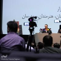 گزارش تصویری تیوال از نشست خبری سی و هفتمین جشنواره جهانی فیلم فجر / عکاس: فاطمه تقوی | عکس