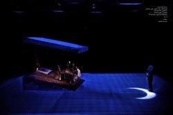 نمایش صدای آهسته برف | «صدای آهستهی برف» پس از پنج سال روی صحنه میآید | عکس